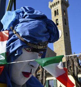 Carnival in Fiesole