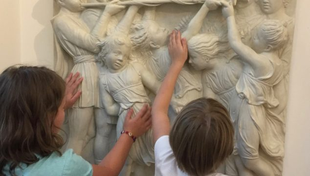 That really wasn't boring – visiting Florence's museums with kids